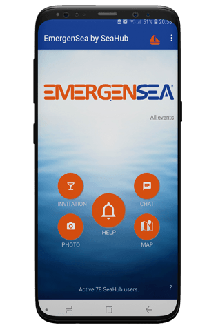 EmergenSea nautical application nautical guide